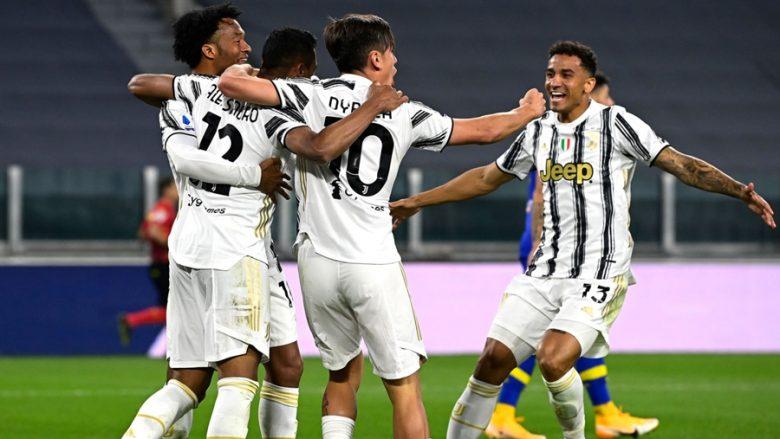 (Foto: Twitter/Forza Juventus)