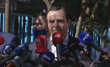 Kurti voton në Shqipëri: I ftoj të votojnë të gjithë ata që kanë pasaportë shqiptare