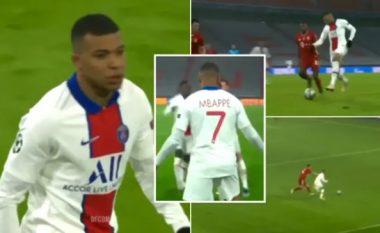 Përmbledhja mahnitëse e performancës së Mbappes ndaj Bayernit tregon se francezi është talenti më i madh në botë