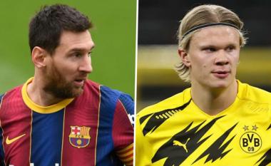 Haaland 'rrëzon' Messin nga prioriteti numër 1 një i transferimeve të Man Cityt