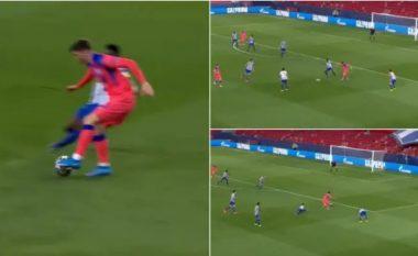 Mount po krahasohet me Bergkampin pas golit të bukur ndaj Portos