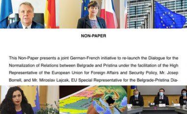 """""""Non-paper"""" dhe marrëveshja Kosovë-Serbi, gjithçka çfarë u tha rreth këtij dokumenti"""