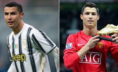 Ronaldo i gatshëm të zvogëlojë pagën e tij për t'u kthyer te Manchester Unitedi