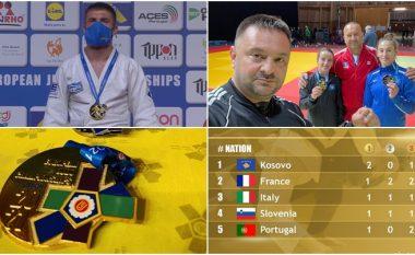 Kosova e para deri më tani me medalje të fituara në Kampionatin Evropian të xhudos