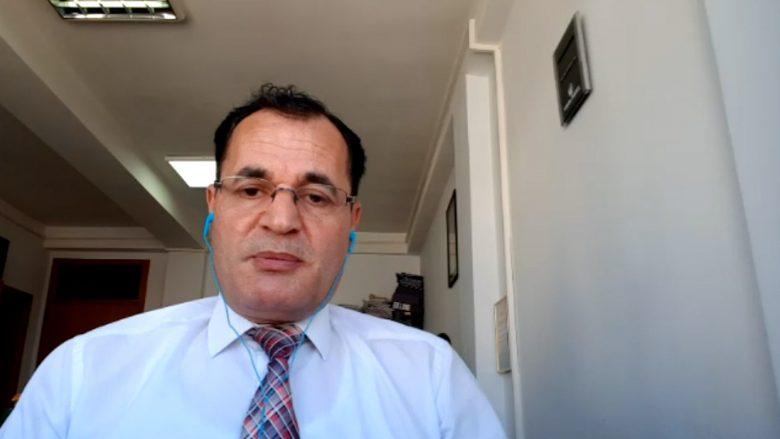 Ymret Reshiti. kryetar i Këshillit të Prindërve