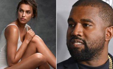 Kanye West spekulohet për një lidhje të re dashurie me modelen Irina Shayk pas divorcit nga Kim Kardashian
