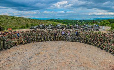 Komandanti i FSK-së thotë se ushtria e Kosovës ishte e suksesshme në stërvitjet me ushtrinë amerikane