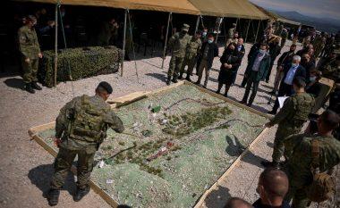 Osmani: Me suksesin e jashtëzakonshëm të ushtarakëve të FSK-së u konfirmua sot se themelet e Kosovës qëndrojnë të forta