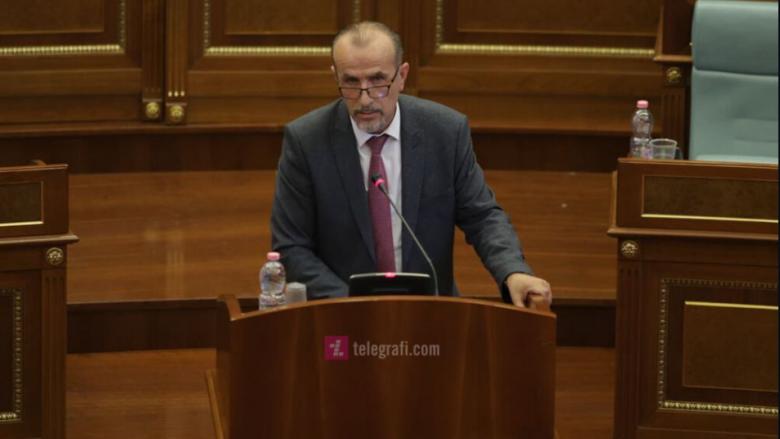 Deputeti i Partisë Demokratike të Kosovës, Bekim Haxhiu / Foto: Ridvan Slivova