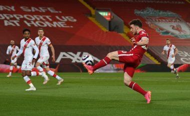 Liverpooli fiton me rezultat komod ndaj Southamponit