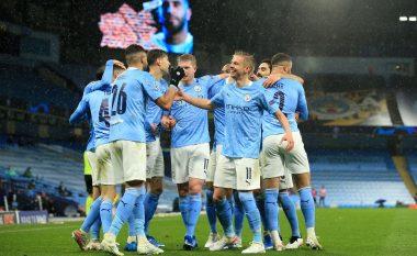 Manchester City eliminon PSG-në, shkruan historinë duke kaluar për herë të parë në finale të Ligës së Kampionëve