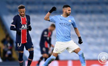 Notat e lojtarëve, Mancheser City 2-0 PSG: Mahrez lojtar i ndeshjes