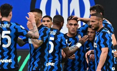Interi fiton me stil kampioni, feston titullin duke i shënuar pesë gola Sampdorias