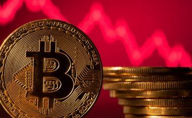 Bitcoin arrin në rreth 40 mijë dollarë, zhvlerësohet përsëri