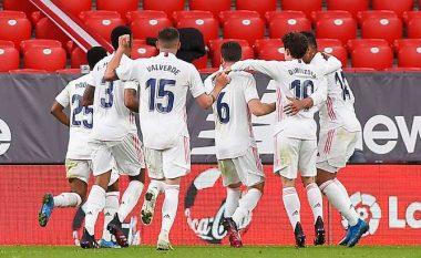 Real Madridi fiton ndeshje dramatike ndaj Bilbaos - gara për titullin e La Ligës përcaktohet në xhiron e fundit