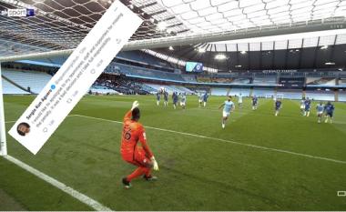 Aguero reagon për penalltinë e humbur ndaj Chelseat