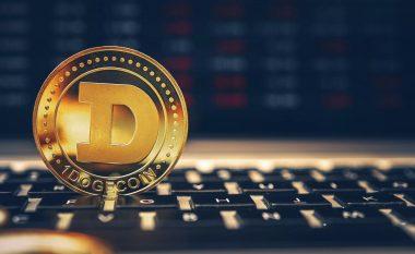Dogecoin tani është kriptovaluta e katërt më e madhe