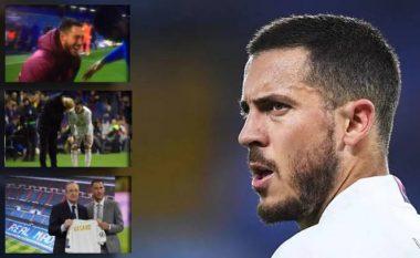 Real Madridi i gatshëm të dëgjojë ofertat për Hazardin