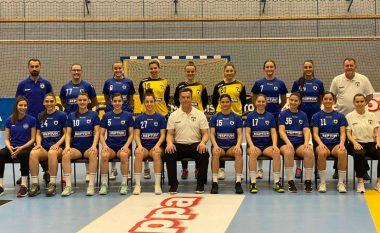 Hendbollistet e Kosovës për fazën e parë kualifikuese të 'Euro 2022'