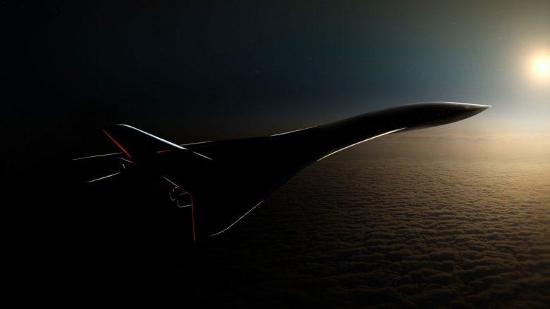 Amerikanët po ndërtojnë aeroplanin supersonik: Prishtinë-New York për më pak se dy orë