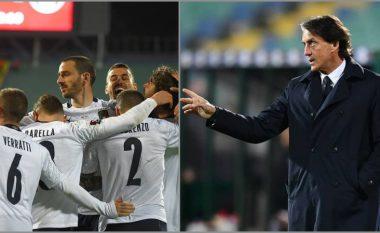 Mancini: Dua ta fitoj Evropianin me Italinë, nuk largohem së paku deri në Botëror