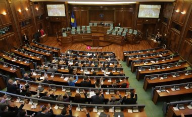 Kuvendi voton ndarjen e 11 milionë eurove për pagesën e rrymës në veri