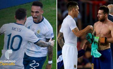Martinez: Isha afër Barcelonës, bisedova me Messin