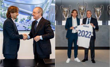 Modric pas rinovimit të kontratës: Nuk ka asgjë më të mirë se sa të jesh lojtar i Real Madridit