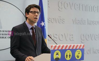 Ministri Murati jep detaje se si duhet aplikuar për masën 'Mbështetja e Punësimit' në kuadër të Pakos së Ringjalljes Ekonomike