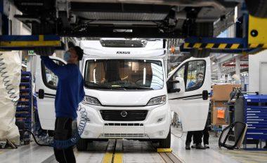 Rritet aktiviteti i prodhimit gjatë muajit prill në Eurozonë