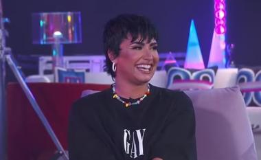 Demi Lovato zbulon se doli panseksuale një vit para se ta bëjë publike