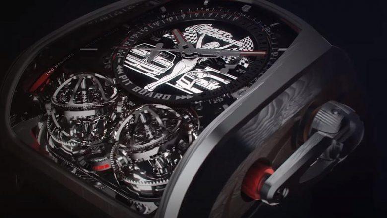 """Ora """"Twin Turbo Fast&Furious"""" përbëhet nga 832 pjesë dhe kushton 580,000 dollarë"""