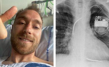 Federata e Danimarkës konfirmon se Eriksen pranon vendosjen e një defibrilator kardioverter në zemër