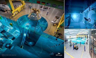 Blue Abyss, pishina më e thellë në botë po ndërtohet në Britani të Madhe - kostoja e saj kap vlerën e 150 milionë funteve