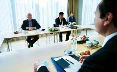 Katër propozimet që Kurti paraqiti në Bruksel gjatë takimit me Vuçiqin
