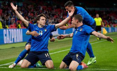 Vazhdimet dhurojnë spektakël - Italia kalon tutje fal rezervistëve Chiesa e Pessina