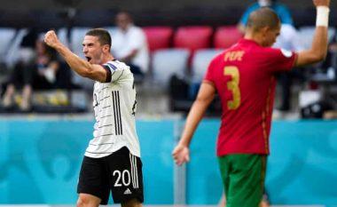 Notat e lojtarëve, Portugali 2-4 Gjermani: Gosens e Ronaldo më të mirët në fushë
