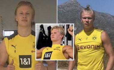 Pushimi duket se nuk ekziston në agjendën e Haaland – ylli i Dortmundit tashmë ka ndërtuar një fizik të 'frikshëm'