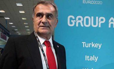 Përzgjedhësi i Turqisë, Gunes: Kemi lojtarë që luajnë në Itali, e dini si duhet të luajnë ndaj italianëve – mund të fitojmë ndeshjen