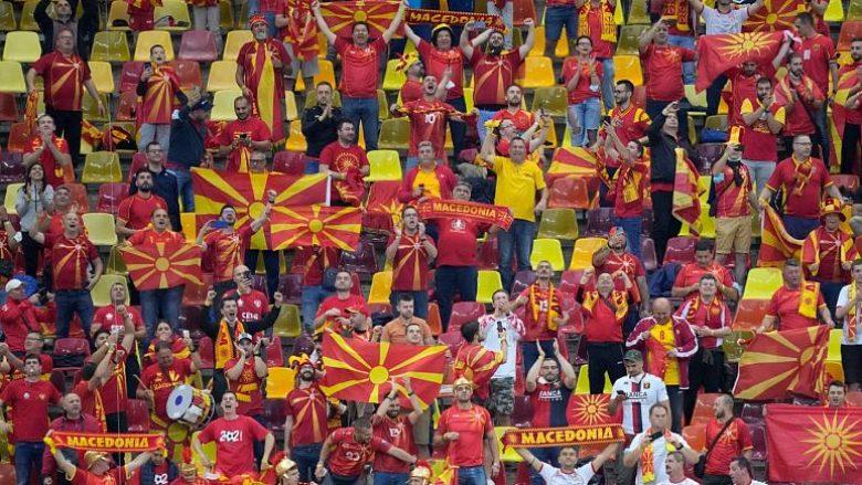 Greqia ankohet në UEFA për shkurtesën e Maqedonisë së Veriut në EURO 2020