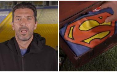 Zyrtare: Parma prezanton Buffonin me një super video në rolin e 'Supermanit'