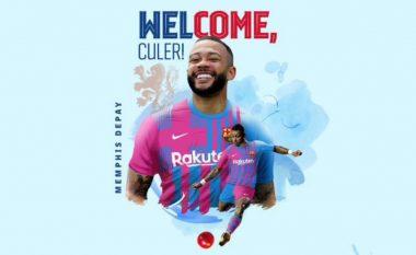 Zyrtare: Barcelona konfirmon transferimin e Memphis Depay