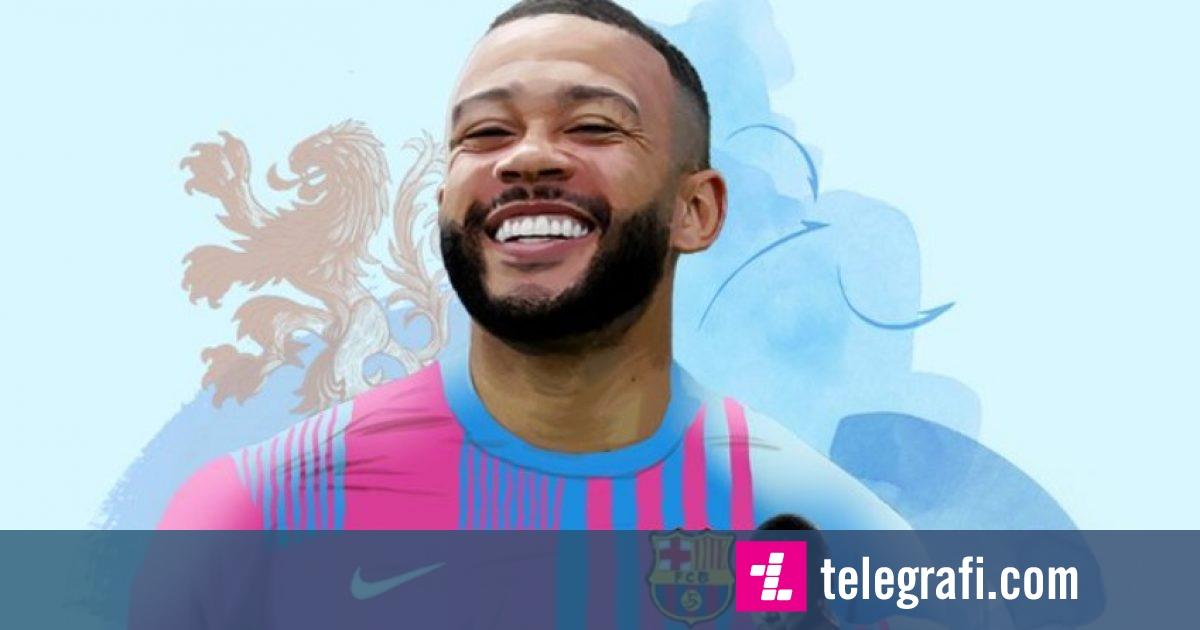 Zyrtare  Barcelona konfirmon transferimin e Memphis Depay