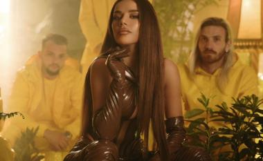 Në vetëm 24 orë, një milion klikime për këngën e re të Taynës dhe Azet