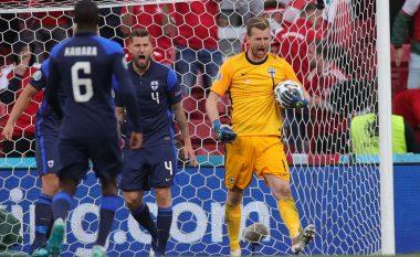 Notat e lojtarëve, Danimarkë 0-1 Finlandë: Hradecky heroi i finlandezëve