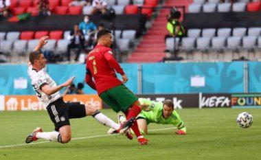 Kundërsulm i frikshëm portugez – Ronaldo dënon Gjermaninë, shënon në portën e Neuer
