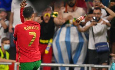 Ronaldo barazon Ali Daein, drejt rekordit si golashënuesi më i mirë në histori për kombëtare