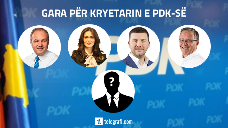 Gara për të parin e PDK-së, këta janë katër kandidatët e mundshëm