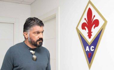 Zyrtare: Fiorentina dhe Gattuso ndajnë rrugët ende pa ia filluar punës së bashku