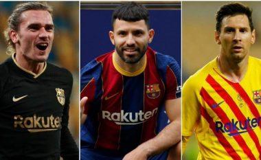 Pagat e lojtarëve të Barcelonës pas përgjysmimit të tyre